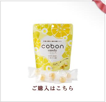 コーボンキャンディ(レモン&ジンジャー) ご購入はこちら
